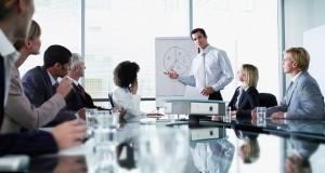 High Rise Meeting